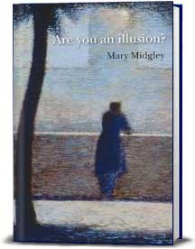 Book cover for Are You an Illusion?