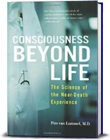 Book cover for Consciousness Beyond Life:  The Science of the Near-Death Experience