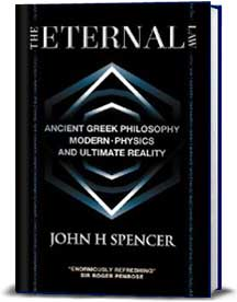 Book cover for The Eternal Law: Ancient Greek Philosophy, Modern Physics, and Ultimate Reality