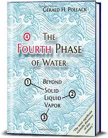 Book cover for The Fourth Phase of Water: Beyond Solid, Liquid, Vapor