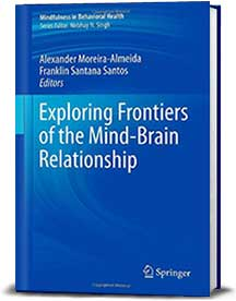 Book cover for Exploring Frontiers of the Mind-Brain Relationship