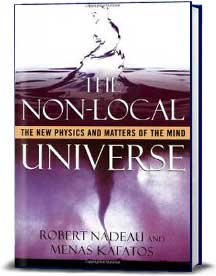 Book cover for The Non-Local Universe: The New Physics and Matters of the Mind