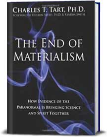 Book cover for The End of Materialism