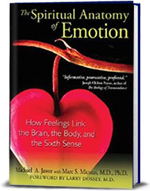 Book cover for The Spiritual Anatomy