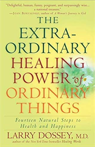 The Extraordinary Healing Power of Ordinary Things cover